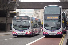 Glasgow Bus Lane